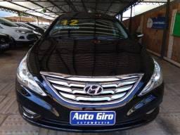Hyundai Sonata Gls 2012 2.4 16v Completo + 2 Teto Solar