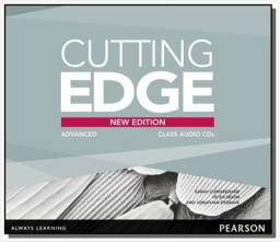 Cuttind Edge Advanced CD de acompanhamento do livro