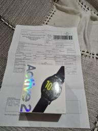 Samsung Galaxy Watch Active 2 NOVO ac cartão