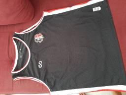 Camisa regata cobra coral GG oficial muito nova