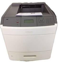 Impressora Laser Preto e Branco Lexmark T654