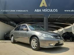 Honda Civic 1.7 Lxl Gasolina Automatico