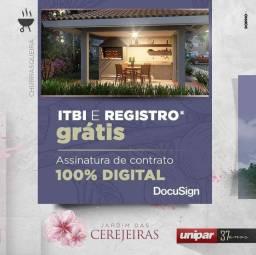 Título do anúncio: Jardim das Cerejeiras valor a parti de 183 mil...
