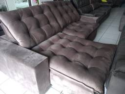 Sofa linha reta 2,50