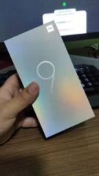 Xiaomi mi 9 -64 azul - act troca leia a descrição