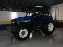 Trator agrícola New Holland - TM 120