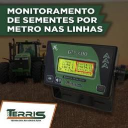 GTF-400 é um monitor de plantio