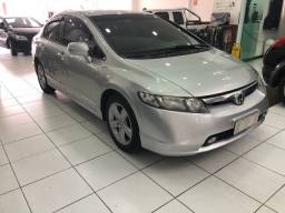 Honda civic sedan lxs 1.8/1.8 flex 16v aut. 4p