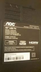Vendo 1 TV com defeito