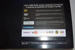 Sony blu-ray player bdp-s190 full hd entrada usb e acesso a internet via cabo