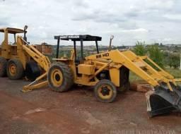 Retro Escavadeira Massey Ferguson - Aprovação facilitada