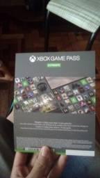 Título do anúncio: Xbox game pass