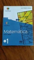 Projeto Múltiplo Matemática *Volume 1* Editora Ática