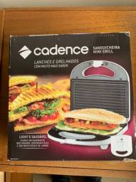 Título do anúncio: Sanduíches mini grill