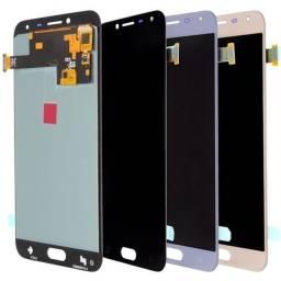 Tela Touch Display Samsung J4 J400 J600 J7 J7 Pro e mais confira ja