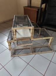 Caixa de transporte para animais de pequeno porte