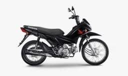 Título do anúncio: Vendo moto semi nova - revisão em dia, manutenção ok