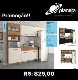 Armário para cozinha barato Brasília