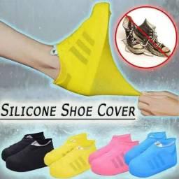 Capa de silicone para pés