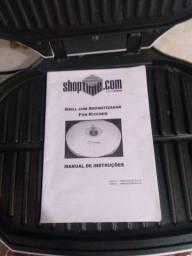 Título do anúncio: Grill com aromatizador pouco usado