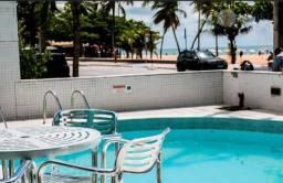 Título do anúncio: Flat com 2 dormitórios à venda, 50 m² por R$ 275.000,00 - Cabo Branco - João Pessoa/PB