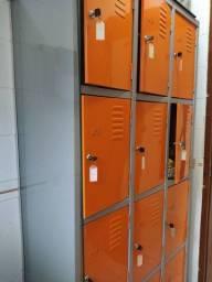 Título do anúncio: Escaninho , Guarda volume 12 portas com fechadura