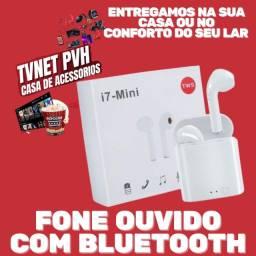 Título do anúncio: Fone de ouvido sem fio com bluetooth