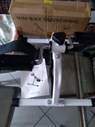 Título do anúncio: Mini bike ergometrica nova sem uso wct Fitness