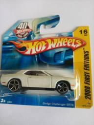 Hotwheels Dodge Challenger SRT8 - RARIDADE