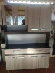 Armário de cozinha bari novo