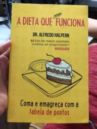 Livro a dieta que sempre funciona