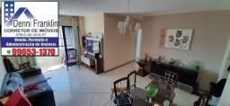 Apartamento 3 quartos na Silvo Teixeira Jardins