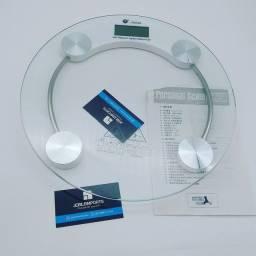 Título do anúncio: Balança digital banheiro 180kg //entrega grátis peça hoje