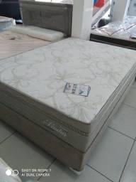 Título do anúncio: Cama Box + Colchão Brutus Probel Casal 138x188