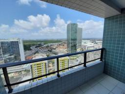 Título do anúncio: Apartamento Pina, nascente, andar alto, 73m2, 03qtos sendo 01 suíte