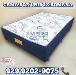 Título do anúncio: cama box casal entrega gratis ###!