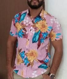 Camisa masculinas