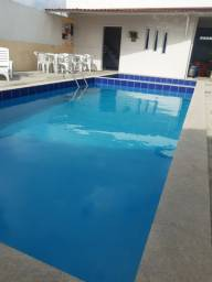 Vende-se, casa com piscina toda mobiliadas