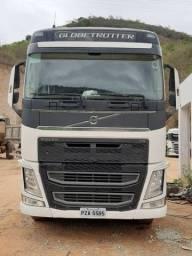 Título do anúncio: Volvo FH 540 6x4 2015/16 Globetrotter I-shift (equipado para báscula)