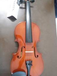 violino novo 3/4´´ marca Vogga