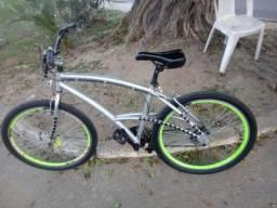 Bicucleta aro 26 aluminio reforçado e todo do rolamentado