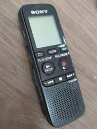 Título do anúncio: Gravador Sony PX312 de voz e áudio