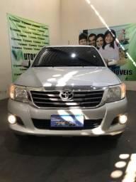 Toyota Hilux SRV 4x4 2014