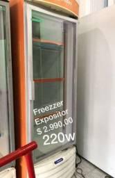 Título do anúncio: FREEZER EXPOSITOR 220v