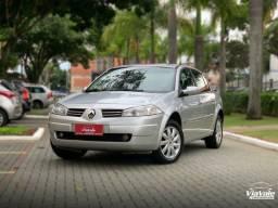 Título do anúncio: 04 - Renault Megane Sedan Dynamique 1.6 Flex Mec 2010