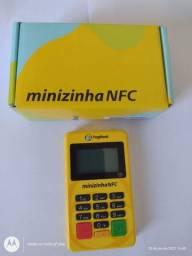Minizinha NFC pagseguro.