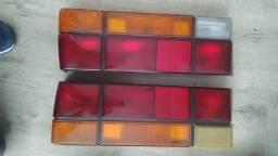 Lanternas Gol quadrado