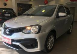 Toyota Etios HB XPLUS AT 4P