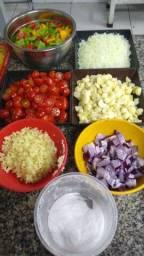 Título do anúncio: Auxiliar Cozinha - Chapista