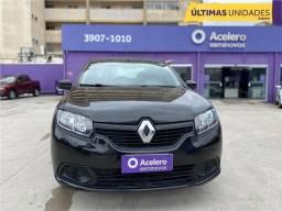 Título do anúncio: Renault Logan 2020 1.0 12v sce flex authentique manual